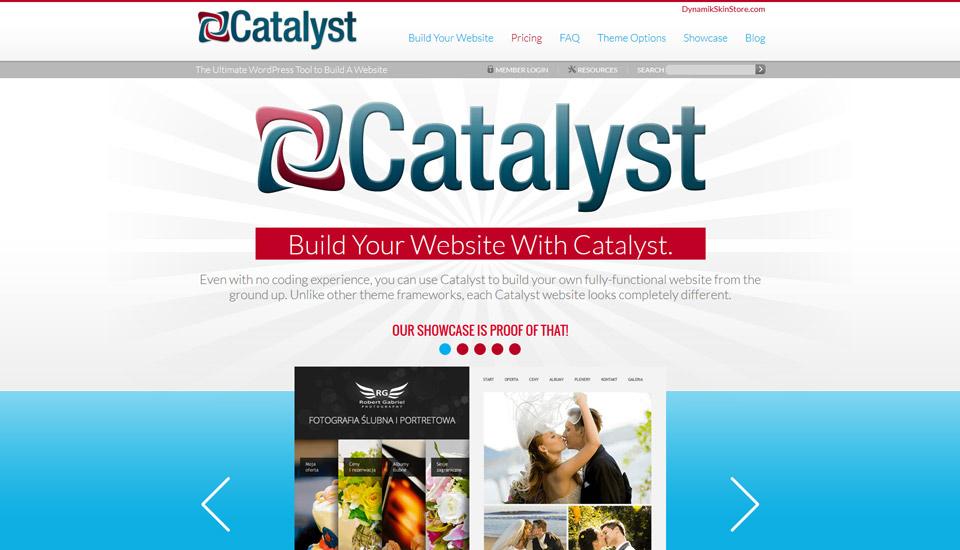 Catalyst Framework